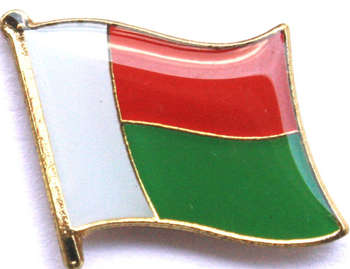 MADAGASKAR PIN