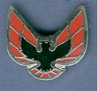 PONTIAC FIREBIRD PIN