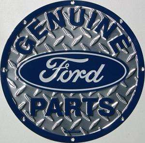 FORD GENUINE PARTS PLÅTSKYLT 30cm
