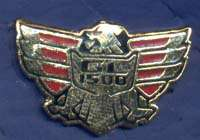 HONDA GOLDWING PIN
