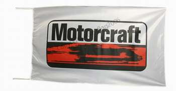 FORD MOTORCRAFT FLAGGA 150X90CM
