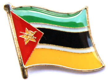MOZAMBIQUE PIN