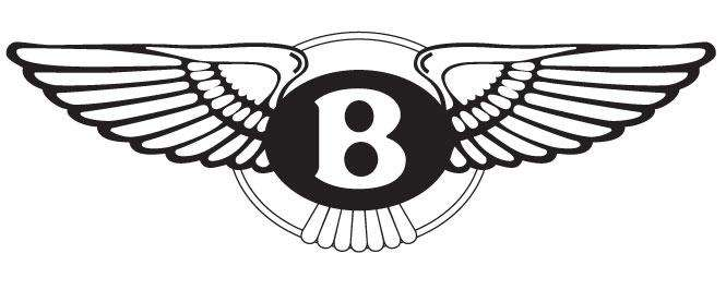 Bentley-pins