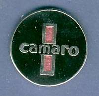 CHEVROLET CAMARO PIN