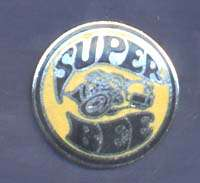 DODGE SUPER BEE PIN
