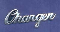DODGE CHARGER PIN
