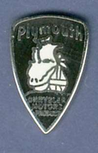 PLYMOUTH PIN