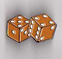 DICES PIN