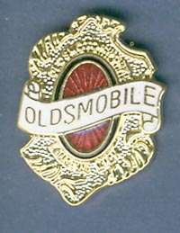OLDSMOBILE PIN