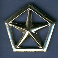 CHRYSLER PENTASTAR PIN