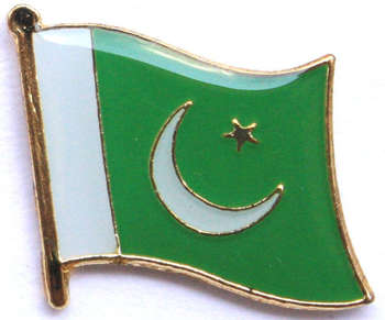 PAKISTAN PIN
