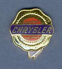 CHRYSLER PIN