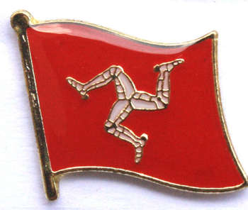 ISLE OF MAN PIN