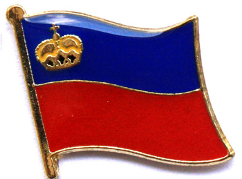 LIECHTENSTEIN PIN