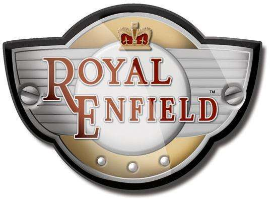 Royal Enfield-pins