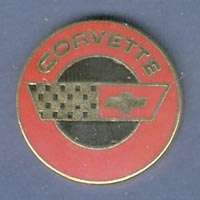 CHEVROLET CORVETTE PIN