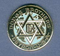 DODGE BROTHERS PIN