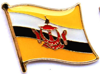 BRUNEI PIN