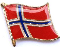 NORGE PIN
