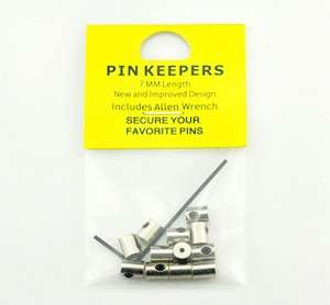 PIN KEEPERS, SKRUVA FAST DINA PINS 12-PACK