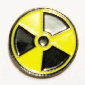 Radiation Pin 21mm